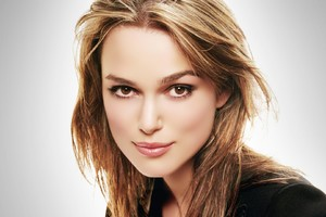 Keira Knightley Blonde