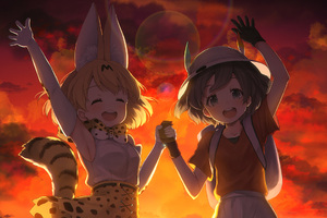 Kemono Friends Wallpaper