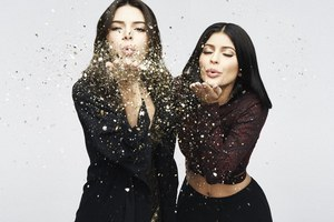 Kendall And Kylie Jenner 2018 Wallpaper