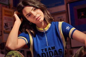 Kendall Jenner Adidas Campaign 2018 Wallpaper