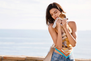 Kendall Jenner In Tods Campaign 2018