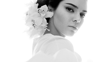 Kendall Jenner Vogue 2018 4k Wallpaper