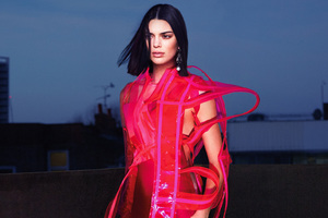 Kendall Jenner Vogue Us 2018