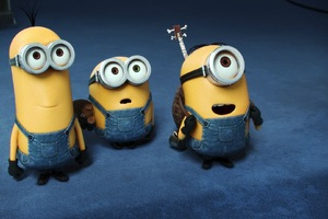 Kevin Bob Minions Wallpaper