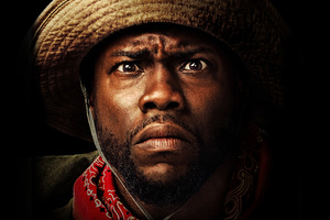 Kevin Hart In Jumanji Welcome To The Jungle