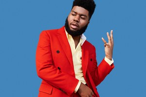Khalid GQ 2018 Wallpaper