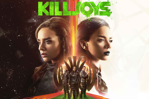 Killjoys 4k Wallpaper