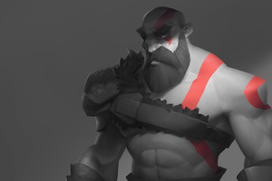 Kratos Artwork