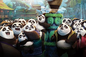 Kung Fu Panda 3 Movie 2016 Wallpaper