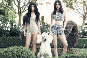 Kylie And Kendall Jenner PacSun Holiday Collection 2018