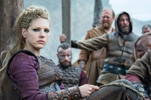 Lagertha Vikings Season 4