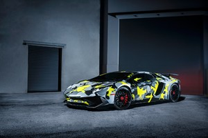 Lamborghini Aventador Modified