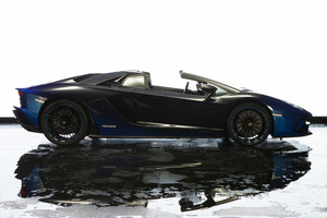 Lamborghini Aventador S Roadster 50th Anniversary Japan 2017
