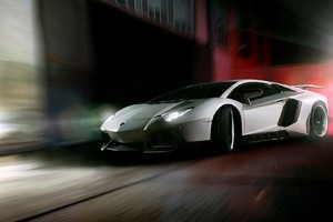 Lamborghini Aventador Superlove Wallpaper