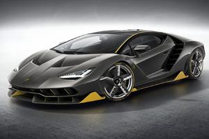 Lamborghini Centenario HD Wallpaper