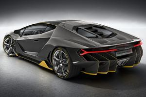 Lamborghini Centenario New Wallpaper