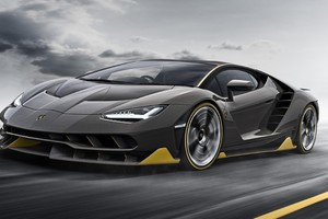 Lamborghini Centenario Super Car Wallpaper