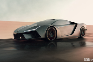 Lamborghini Endinario S Wallpaper