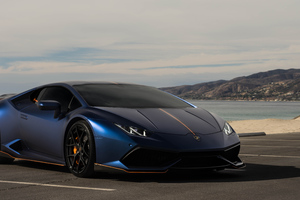 Lamborghini Huracan 5k New Wallpaper