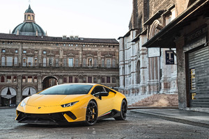 Lamborghini Huracan Performante New