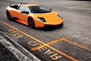 Lamborghini Murcielago LP670 HD Wallpaper