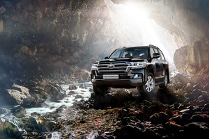 Land Cruiser 200 Wallpaper