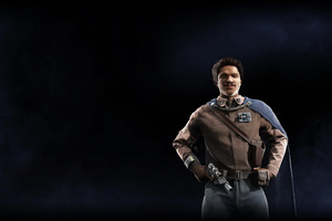 Lando Calrissian Star Wars Battlefront II 2017 Wallpaper