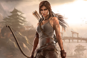 Lara Croft Arts