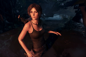 Lara Croft Shadow Of The Tomb Raider Hd Wallpaper