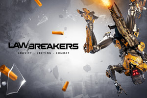 Lawbreakers 2017 Video Game Wallpaper