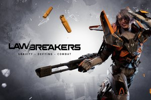 Lawbreakers 4k Wallpaper