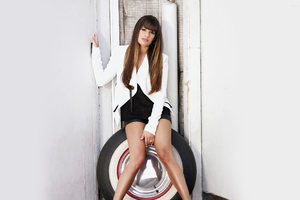 Lea Michele American Actress