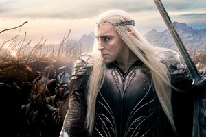 Lee Pace In Hobbit