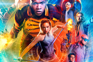 Legends Of Tomorrow Season 2 HD