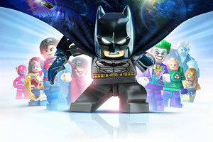 Lego Batman 3 Beyond Gotham Wallpaper