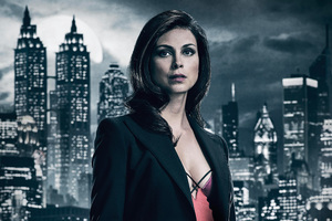 Leslie Thompkins Gotham Season 4 Wallpaper