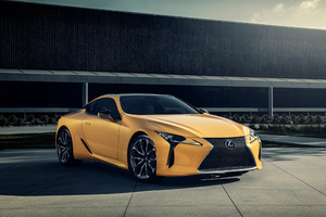 Lexus Lc 500 4k Wallpaper