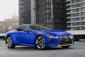 Lexus LC 500 Limited Edition 2018 Front