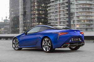 Lexus LC 500 Limited Edition 2018 Wallpaper