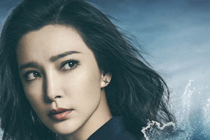 Li Bingbing In The Meg Movie Wallpaper