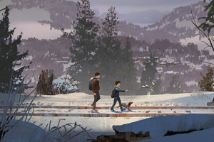Life Is Strange 2 Journey Wallpaper
