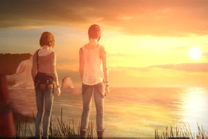 Life Is Strange Official Artwork