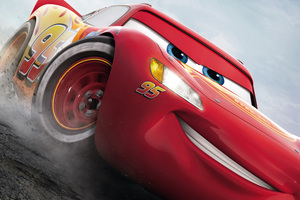 Lightning McQueen Cars 3 Wallpaper