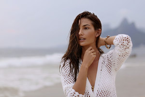 Lily Aldridge Michael Kors Wallpaper