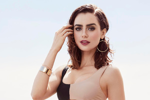 Lily Collins 2018 Latest