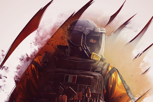 Lion Rainbow Six Siege 4k Wallpaper