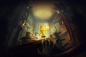 Little Nightmares 2017