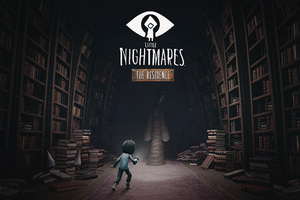 Little Nightmares The Residence 2018 Wallpaper