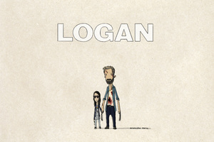Logan Fan Art