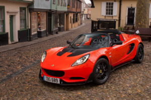 Lotus Elise Full HD